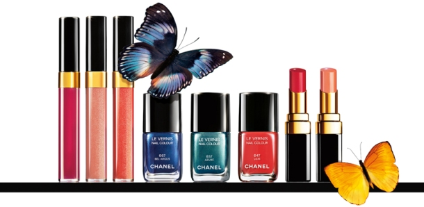 L'été Papillon de Chanel Summer 2013 (2)