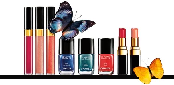 L'été Papillon de Chanel Summer 2013 (2)
