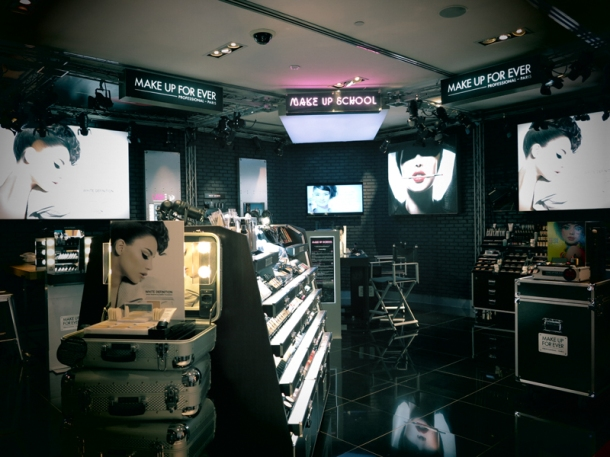 MUFE Make Up School (1)