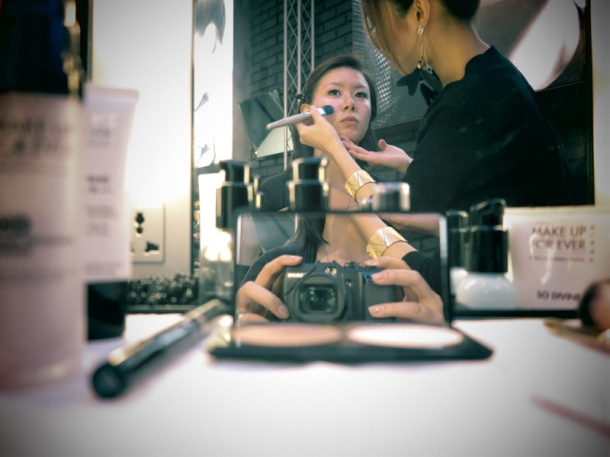 MUFE Make Up School (10)