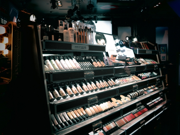 MUFE Make Up School (2)
