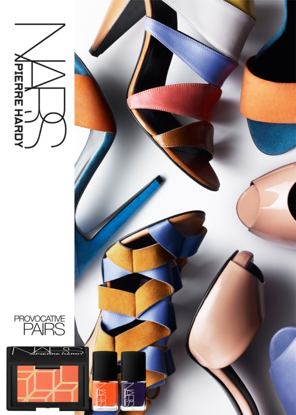 NARS Pierre Hardy Press Release 01