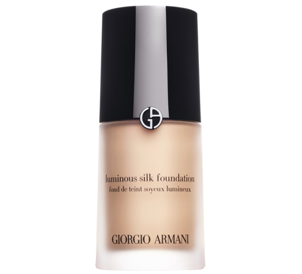 Giorgio Armani NEW Luminous Silk Foundation (3)