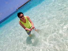 Out & About W Maldives Retreat &Spa