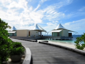 The Over-Water AWAY® Spa At W Maldives