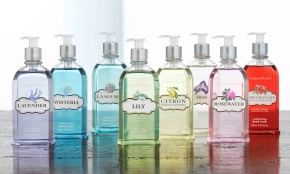 Uplift Your Senses With Crabtree & Evelyn's NEW Conditioning Hand Wash Collection