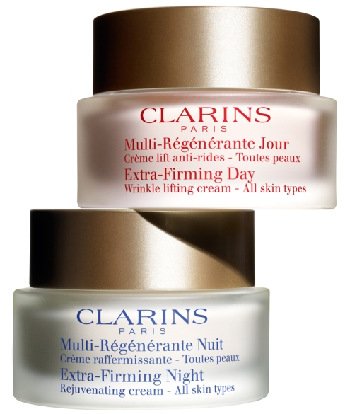 Clarins Extra-Firming Skincare Range 2013 (14)