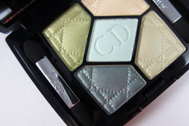 Dior 5 Couleurs Couture Colour Eyeshadow Palette in 434 Peacock (3)