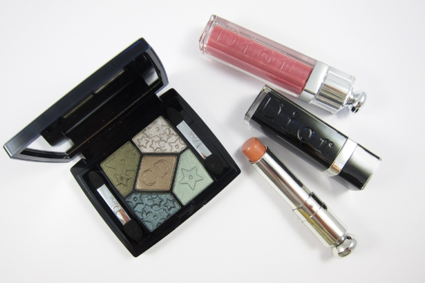 Dior 5 Couleurs Mystic Metallics Eyeshadow Palette In 384 Bonne Étoile (1)