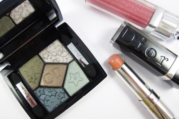 Dior 5 Couleurs Mystic Metallics Eyeshadow Palette In 384 Bonne Étoile (2)