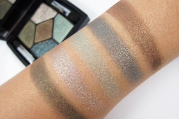 Dior 5 Couleurs Mystic Metallics Eyeshadow Palette In 384 Bonne Étoile (5)