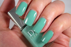 Dior Bird Of Paradise Summer Nail Lacquer Duo For Tips & Toes In 001Samba