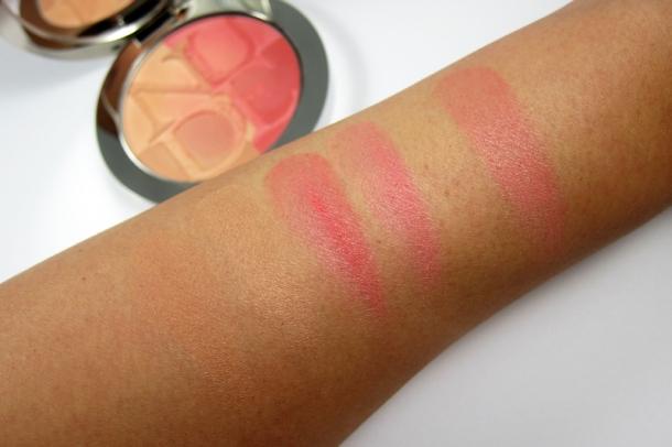 Diorskin Nude Tan Paradise Duo Iridescent Blush & Bronzing Powder in 001 Pink Glow (4)