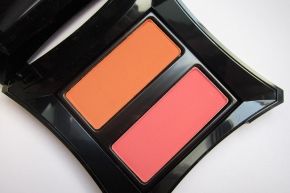 Illamasqua Powder Blush Duo In Lover & Hussy