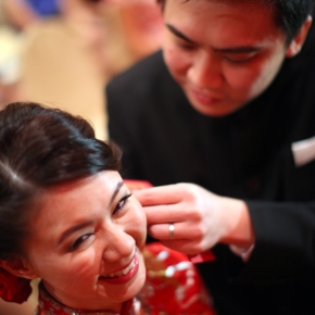 Our Wedding Notes: Tea Ceremony