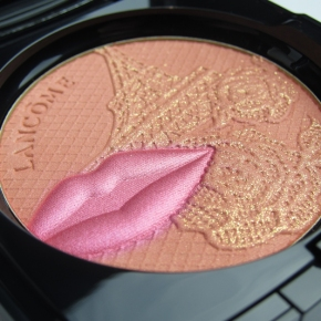 Lancôme Blush Rose Désir Illuminating Smooth Powder