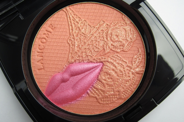 Lancôme Blush Rose Désir Illuminating Smooth Powder (3)