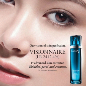 14-Days Challenge To Flawless Skin With Lancôme Visionnaire Skincare Range