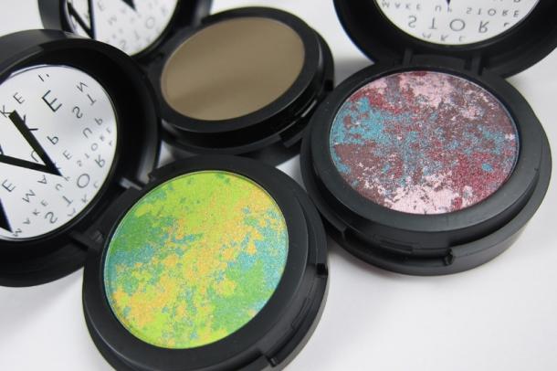 Make Up Store Eyeshadows (2)