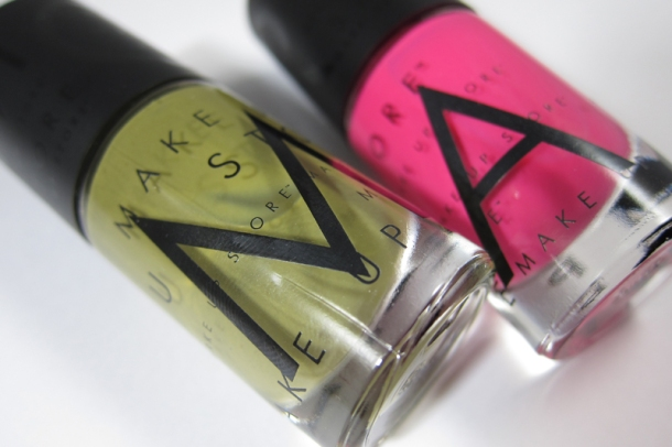 Make Up Store Nail Polish In Shazia & Andreas (5)
