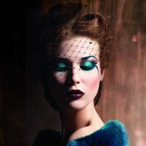 Introducing MAKE UP FOR EVER Blue Sepia Makeup Collection For Fall2013