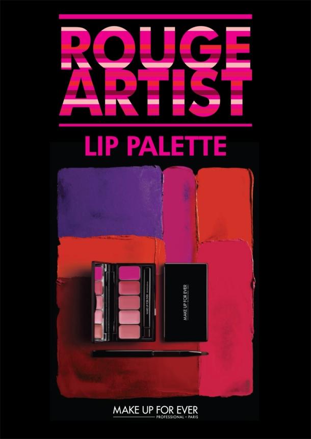 MUFE Rouge Artist Lip Palette (1)