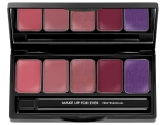 MAKE UP FOR EVER ROUGE ARTIST PALETTE - #8 Plum