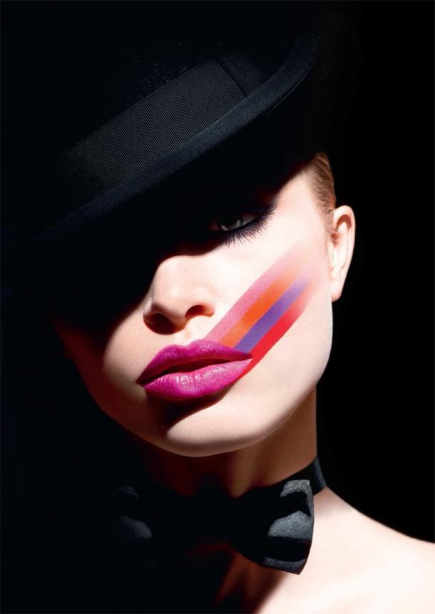 MUFE Rouge Artist Lip Palette (2)