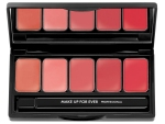 MAKE UP FOR EVER ROUGE ARTIST PALETTE - #1 Warm Pink