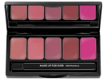 MAKE UP FOR EVER ROUGE ARTIST PALETTE - #4 Cool Beige