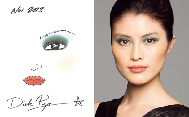 Shiseido Look - Intense Eyes