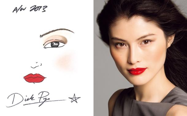 Shiseido Look - Intense Lips