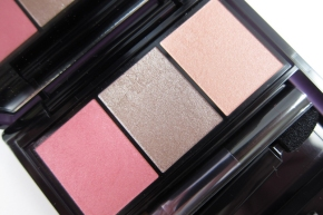 Shiseido Luminizing Satin Eye Color Trio In RD 711 Pink Sands