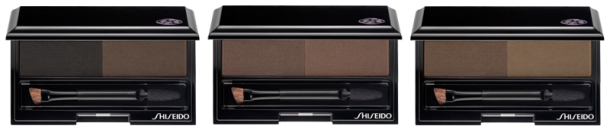 Shiseido NEW Eyebrow Styling Compact