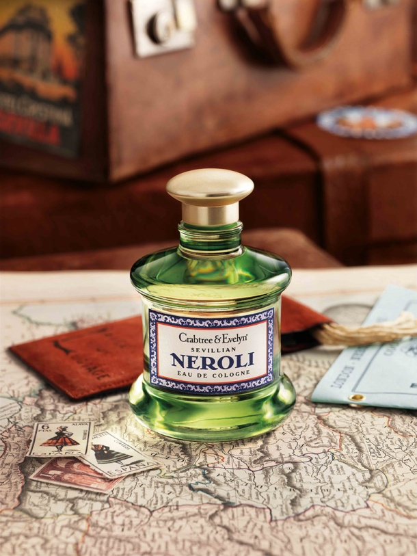 Sevillian Neroli Eau de Cologne Mood Shot (100ml), $88