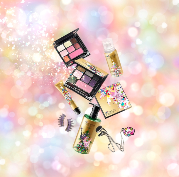 Shu Uemura x Takashi Murakami Collection For Holiday 2013 (2)