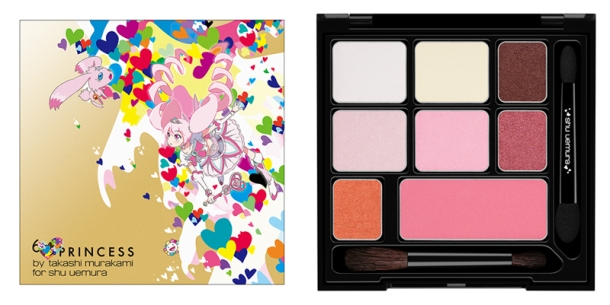 Shu Uemura x Takashi Murakami Collection For Holiday 2013 (3)