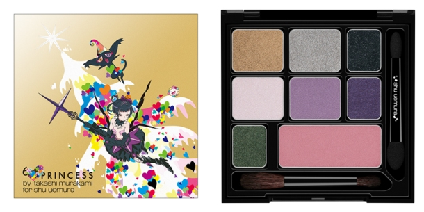 Shu Uemura x Takashi Murakami Collection For Holiday 2013 (4)