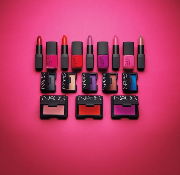 NARS x Guy Bourdin Color Collection For Holiday 2013 (2)