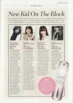 COSMOPOLITAN March 2012 | Shiseido White Lucent Intensive Spot Targeting Serum+