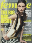 FEMALE April 2012 | The Beauty Collectors