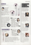 HER WORLD March 2013 | Shiseido White Lucent Brightening Spot-Control Base UV SPF 35