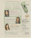 URBAN NEWSPAPER June 2011 | Clinique Age Defense BB Cream SPF 30/PA+++