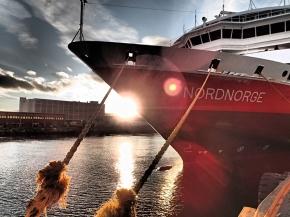 Set Sail On Hurtigruten Ship: From Bergen ToTrondheim