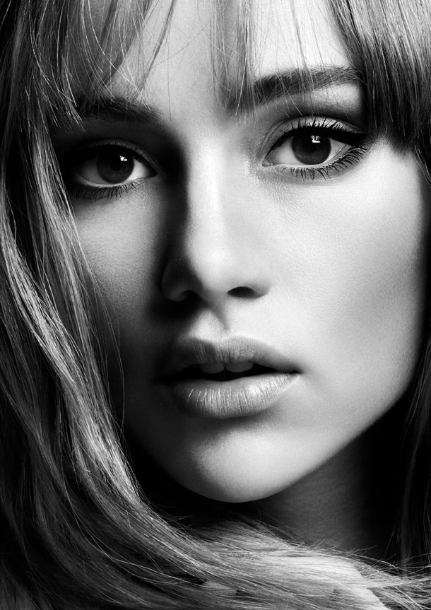 Burberry Make-up - Burberry Eyes Campaign look - featuring Suki Waterhouse