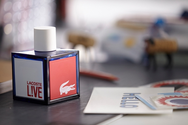 Image result for Lacoste Live - The Energizing Freshness