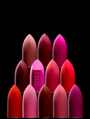 Introducing NARS Audacious Lipstick Collection
