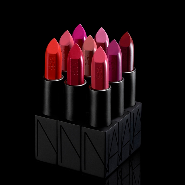 NARS Audacious Lipstick Collection (4)