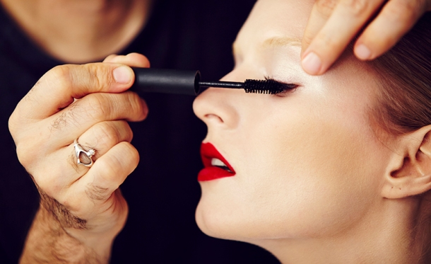 NARS Holiday 2014 Collection BTS Image 1
