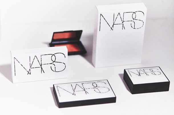 NARS Holiday 2014 Collection BTS Image 2